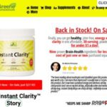Greene Nutraceuticals – Energy and Mental Clarity