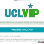 UCL VIP – HOME