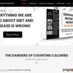 SIN Diet – Survival Instinct Nutrition