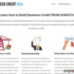 Business Credit Blitz – Six Figure eBook Giveaway