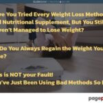 The 'Bulletproof Weight Loss System™' – The Weight You Lose Will Never Return. You Don't Have To Miss Your Favorite Meals. No More Starvation, No More Struggling, No More Re-Gaining Weight (Yo-Yo Effect), No More Several Weeks Of Strict Diet And Training Plan.